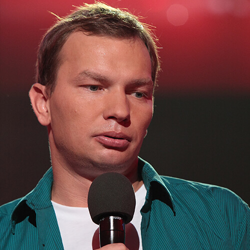 Tomasz Jachimek, stand-up, manager
