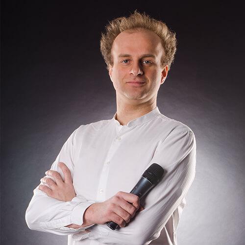 Marcin Zbigniew Wojciech, manager